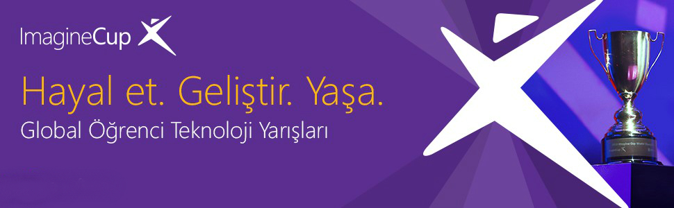 Imagine Cup 2016 Basvurulari Basladi